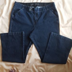 Lane Bryant Tighter Tummy Jeans Size 22